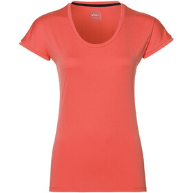 asics Capsleeve Top Running T-shirt Women pink